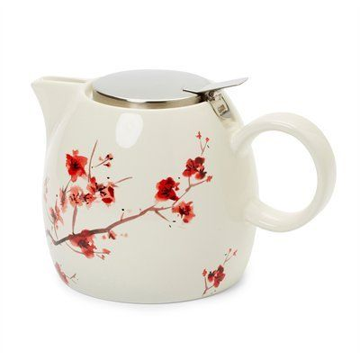 Teapot Cherry Blossom $25.50 Chapters...why i no find you!