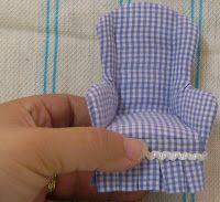 Minialev: Sillón orejero facilito
