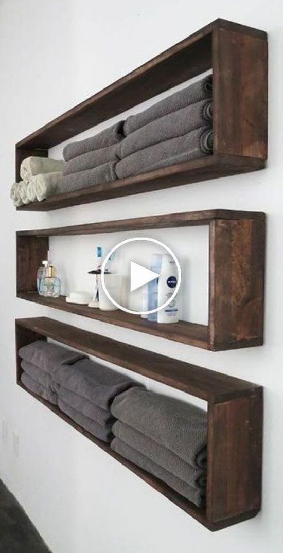 17 Top Badezimmer Organisation Diy Lagerung Ideen