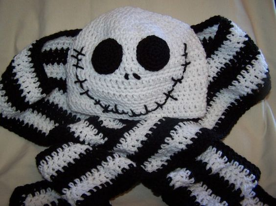 Knitting Pattern Jack Skellington : Pinterest   The world s catalog of ideas
