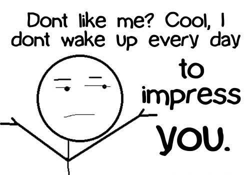 Yep... just you remember that :)