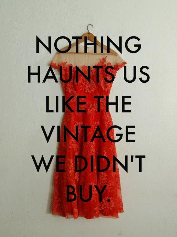 Vintage Truth: Xtabay Vintage Clothing Boutique - Portland, Oregon