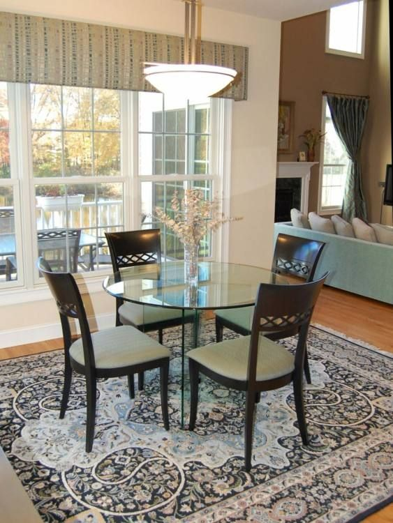 Best Type Of Carpet For Dining Room Glass Round Dining Table