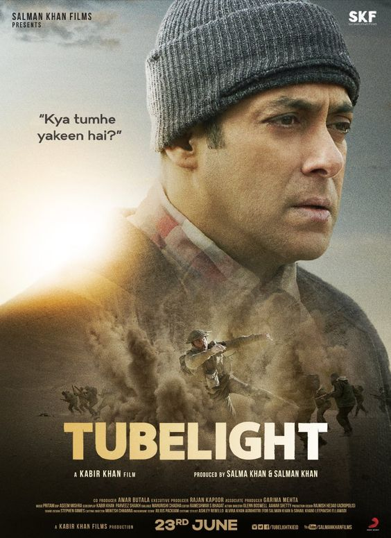 Tubelight (2017) DVDSCR
