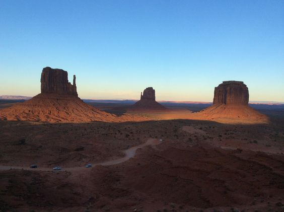 Monument Valley by Patou