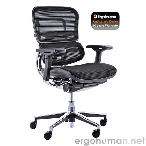 Ergohuman | Furniture - Reclining Office/Dining Chairs ...