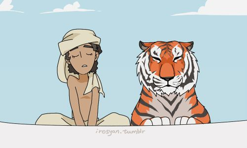 Life of Pi - HELP :(?