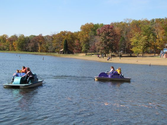 Lincoln State Park In Lincoln City Indiana Best Places To Camp State Parks Scenic Lakes