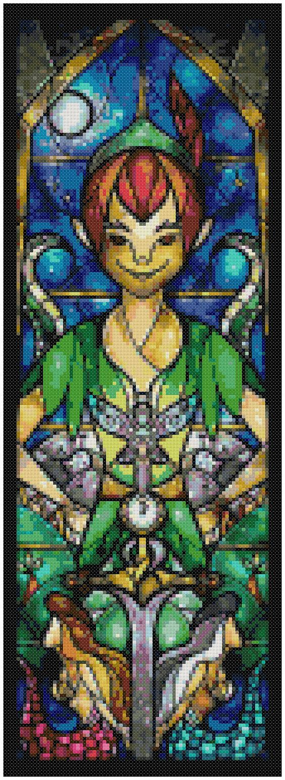 Cross Stitch Pattern DISNEY Characters 4 5 by SUNSHINEYDAY0630