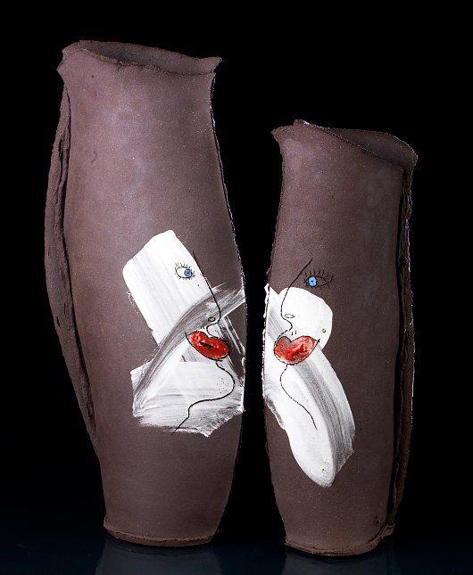 Lynn Friedmann-Kuhn  Keramik kunst schweiz - schweizer kuenstler - galerien keramik