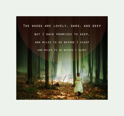 """Quotes From Tuck Everlasting Book With Page Numbers: Robert Frost, """"Stopping By Woods On A Snowy Evening"""