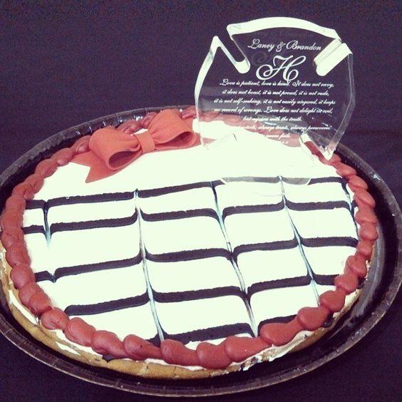 Grooms Cake Topper http://www.awardsbybudgetsigns.com/