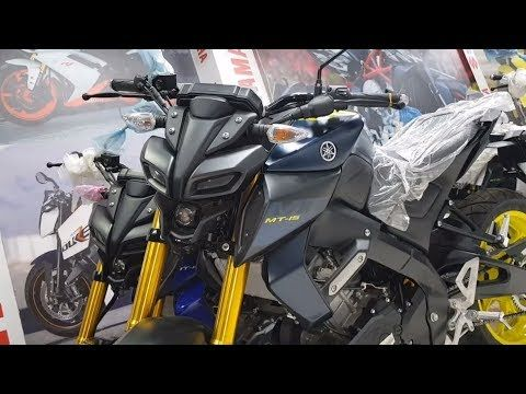 2019 Yamaha Mt 15 150 Spec Features Price Bike Review 2019
