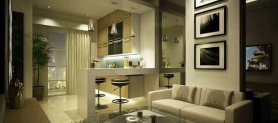 Interior Apartemen Studio Minimalis Apartment Design Ideas In