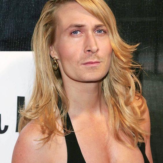 Jeri Ryan Gosling @Photoshop #JeriRyanGosling @JeriLRyan #JeriRyan #StarTrek #SevenofNine #BodyofProof @RyanGosling #RyanGosling #LostRiver #TheNotebook #potd #instadaily #art #instagood by celeblender