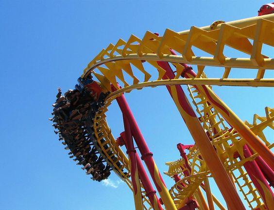 Essa imagem possui cenas fortes de #adrenalina e #diversão pra quem curte momentos radicais #12deOutubro http://bit.ly/2dVKpyE