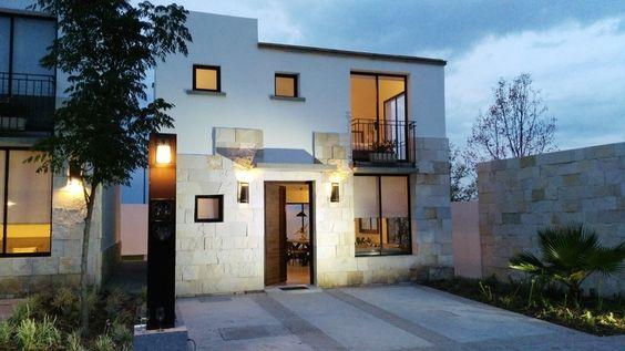 Casa en Venta en Refugio, Querétaro. Torre de Piedra Providencia. Modelo Granito