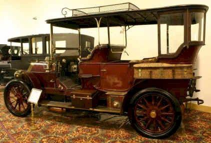 1907 Westinghouse Limousine