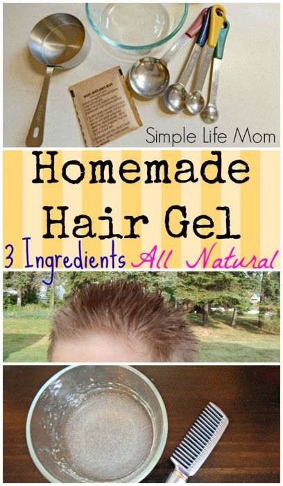 homemade hair styling products hair gel recipe and 7820 | fdaac0090d28ecb10cf1844d95a49098