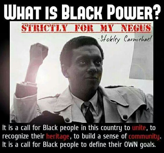 Stokely carmichael a personal viewpoint essay