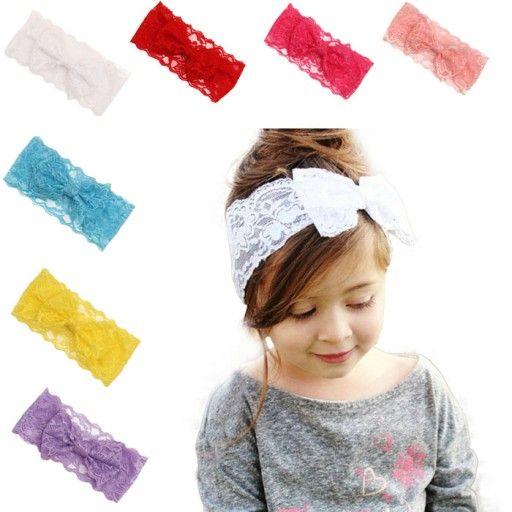 Opaski Do Wlosow Na Glowe Dla Dzieci Niemowlat 7891230799 Oficjalne Archiwum Allegro Kids Hairband Baby Hair Bands Toddler Head Wrap