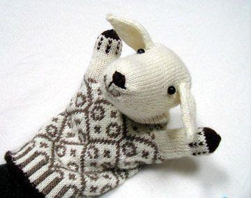 Ravelry: Estonian Hand Puppet pattern by Anu Kotli and Carol Huebscher Rhoades