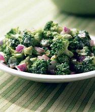 Biggest Loser Recipes - Biggest Loser Broccoli Salad