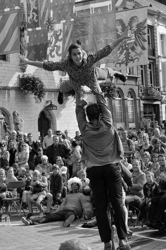 https://flic.kr/p/C6T6fm | BoulevArt Dendermonde 2015 - Compagnie RasOterrA - 58 | Pictures taken by Björn Roose: streetphotography.