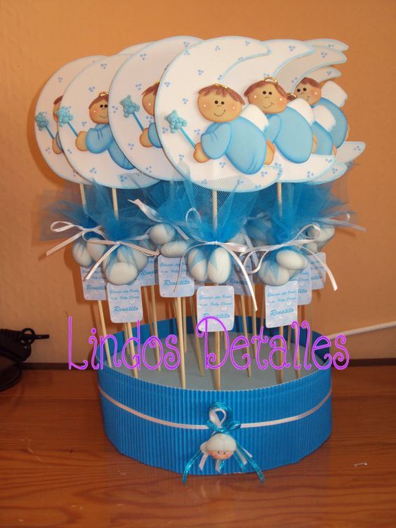Recuerdos De Baby Shower