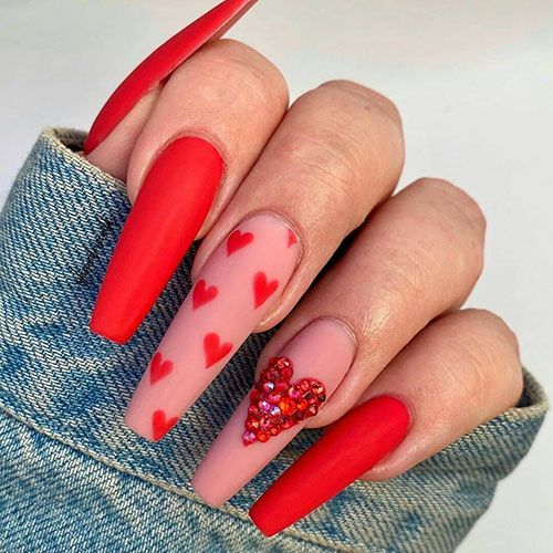 65 Best Coffin Nails Short Long Coffin Shaped Nail Designs For 2020 In 2020 Coffin Shape Nails Swag Nails Best Acrylic Nails