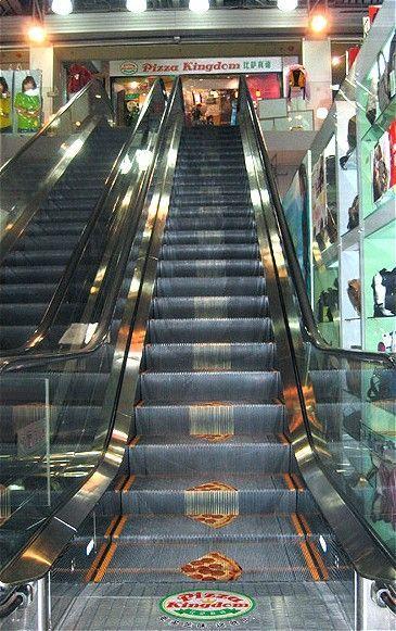 20 απίστευτες διαφημίσεις σε κυλιόμενες σκάλες που θα σε αφήσουν άφωνο