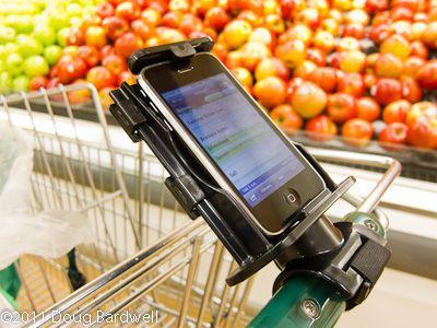 Supermarket Sat Nav