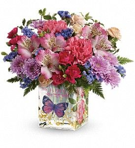 Teleflora's Enchanted Garden Bouquet in Carleton Place ON, The Blossom Shop: