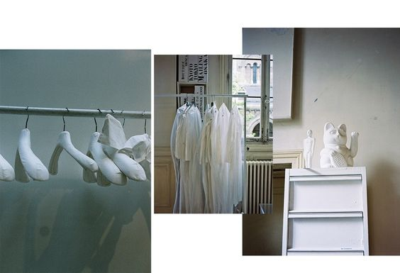 Exclusive: The Maison Martin Margiela Atelier during Couture