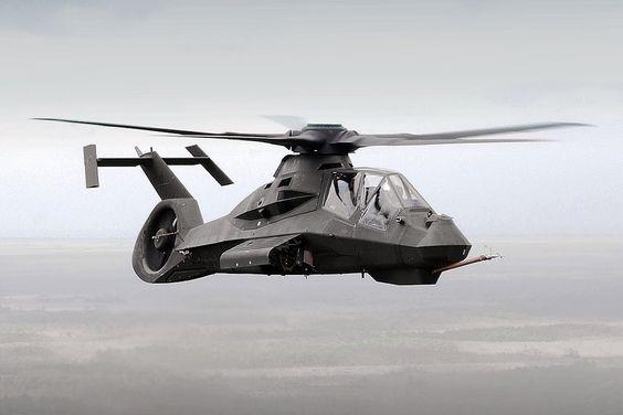 (No es un avion) Comanche. EL helicoptero
