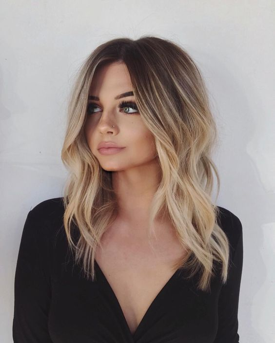 11 Totally Trendy Layered Bob Hairstyles For 2019 Hairstyles Hair Haircut Fashion Hairstyle Haircolor Makeup Hair Styles Ombre Hair Blonde Hair Lengths
