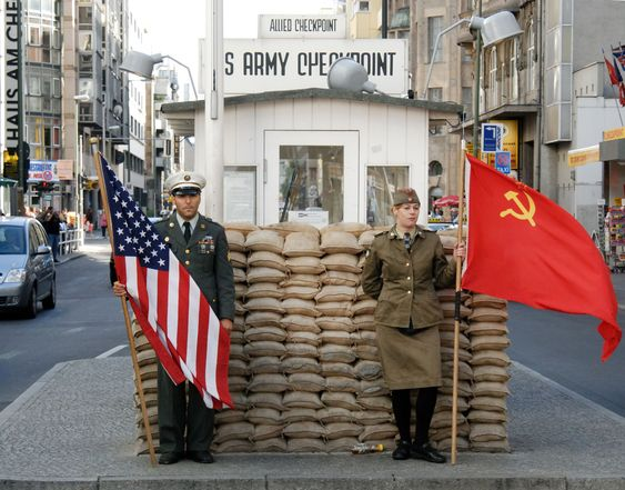 berlin wall checkpoint charlie | ... sights for the first time visitor in Berlin | Berlin City Tours Blog