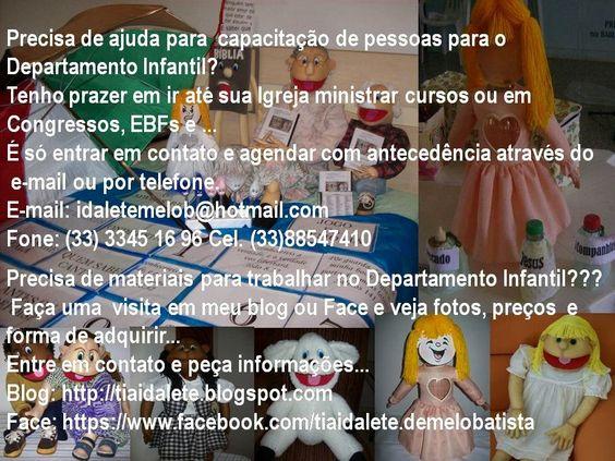HISTÓRIAS INFANTIS EVANGÉLICAS: VEJA INFORMAÇÕES DOS MATERIAIS QUE FAÇO AQUI E EM ...