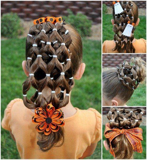 Top 16 Most Creative Diy Halloween Hairstyles Halloween Hair Hair Styles Crazy Hair