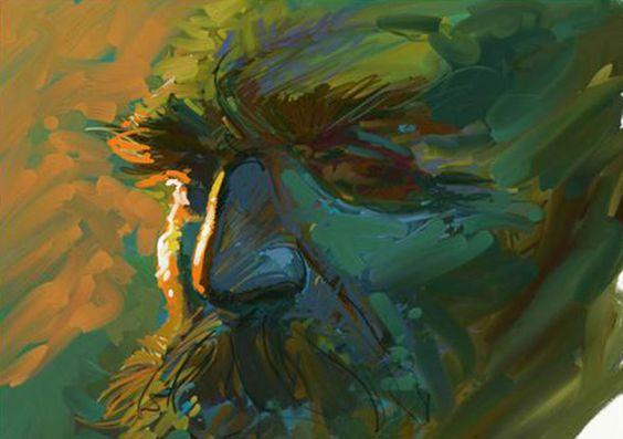 Ilustração por Eduardo Schall http://designartes.com.br/artes/ilustrador-brasileiro-surpreendente/