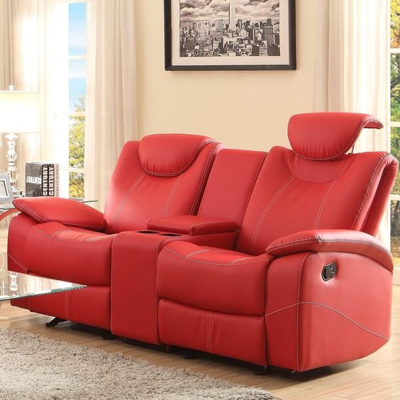 Talbot Double Glider Reclining
