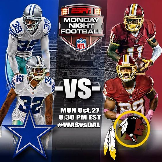 Who's ready for some Monday Night Football? @espn #DallasCowboys