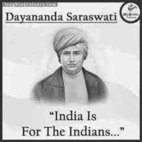 Dayananda Saraswati quotes #openquotes