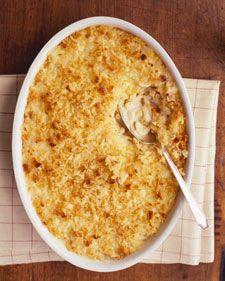 Martha Stewart mac & cheese.