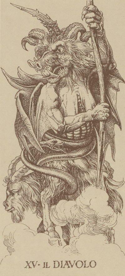 Tarot D The Didactic Tarot By Jeffrey M Donato: Le Tarot D'Albrecht Dürer