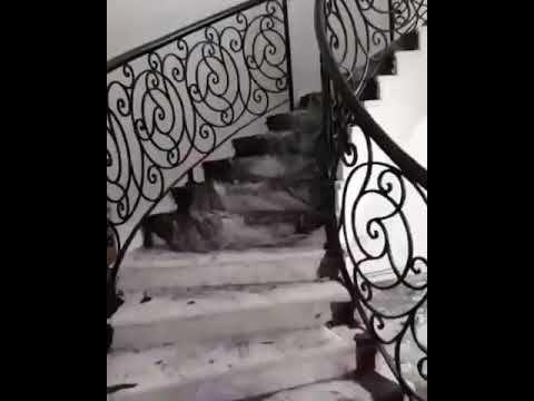 درابزين حديد فورجيه 01111032949 Youtube Stairs Home Decor Decor