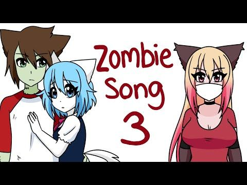 Flesh Bone Zombies Song Animatic Youtube Cute Kawaii Drawings Songs Animation Film