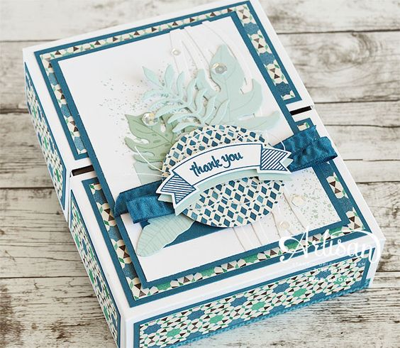Stampin' Cards and Memories: Artisan Design Team 2015-2016 Bloghop #16 - SU - Touches of Texture, Thoughtful Banners
