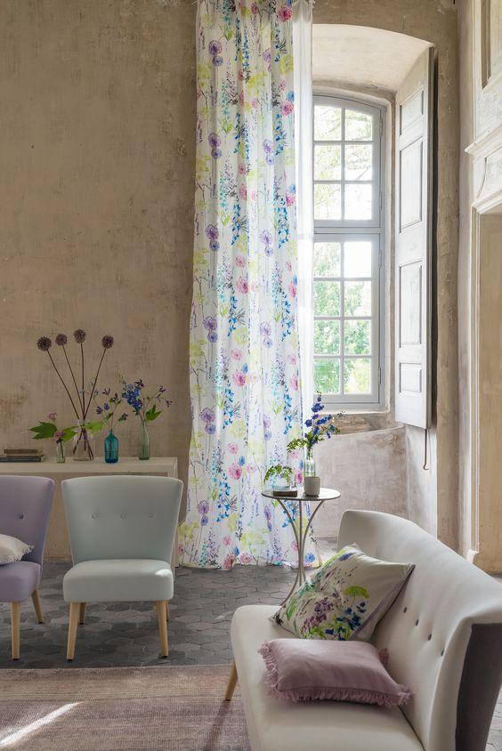 Designers Guild Fleur Savage fabric: