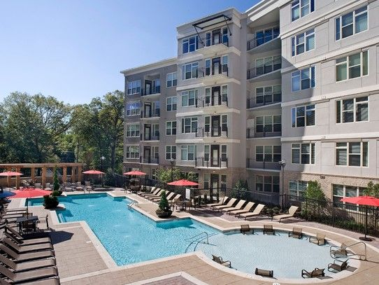 Best SMALL AMENITY COURTYARDS Images On Pinterest Courtyards - Brand new apartments in atlanta